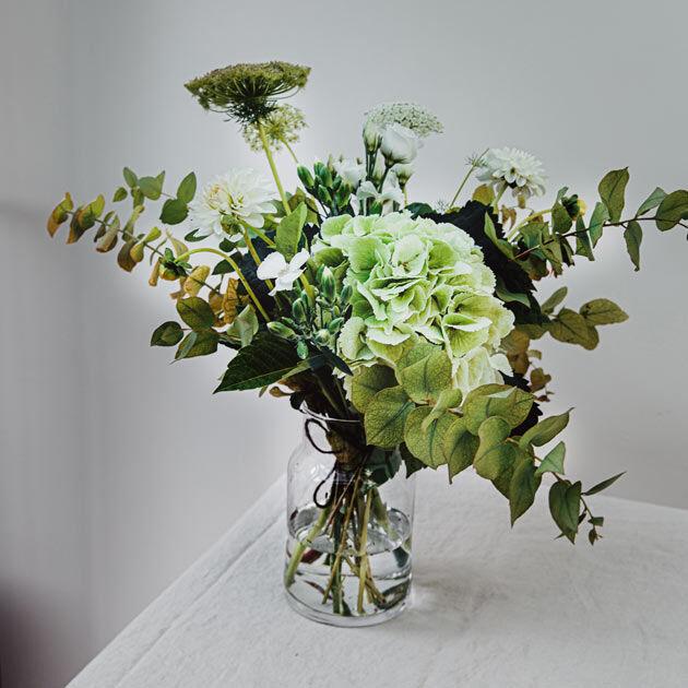 La Grande Epicerie - bouquets de fleurs