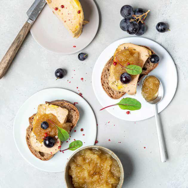 Foie gras - recette - La Grande Epicerie de Paris