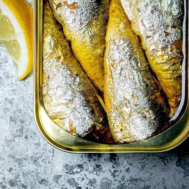 Tendance des sardines - conserves - La Grande Epicerie de Paris