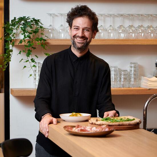 portrait Chef Uno