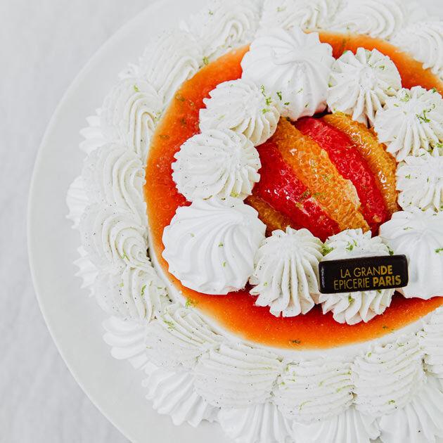 la grande épicerie de Paris -  créations des chefs