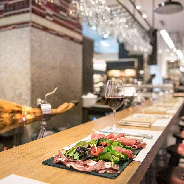 Nos restaurants - La Grande Epicerie de paris - Monte nevado