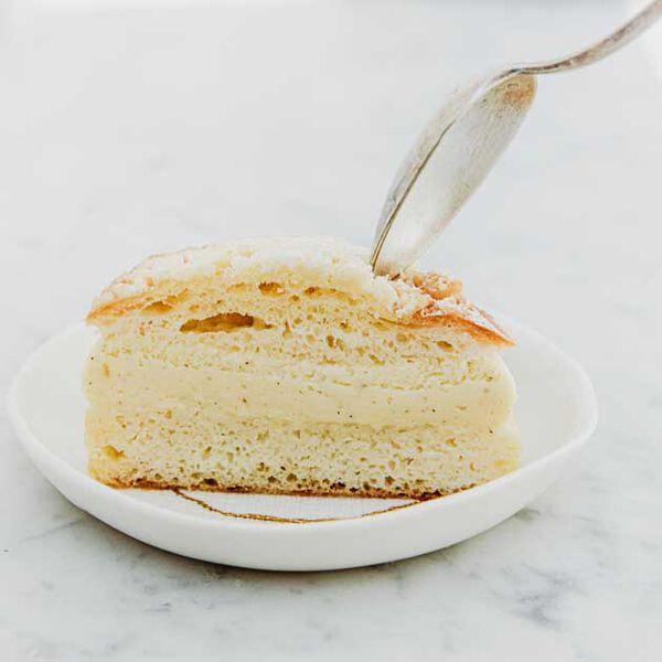 La tarte tropézienne de nos chefs pâtissiers