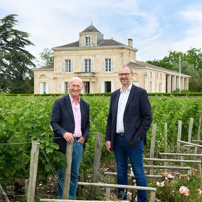 la grande épicerie de Paris : Château Montrose et Château Tronquoy-Lalande
