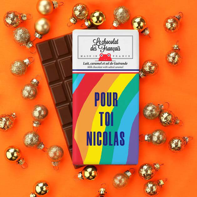 la grande épicerie de Paris -  chocolats des français