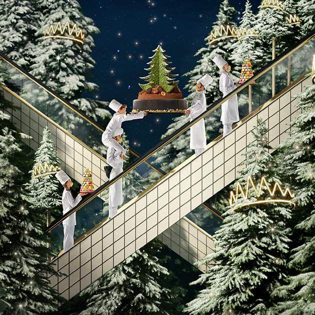 Noël rois des forêts