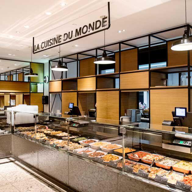 la grande épicerie de Paris - cuisine Sri Lankaise
