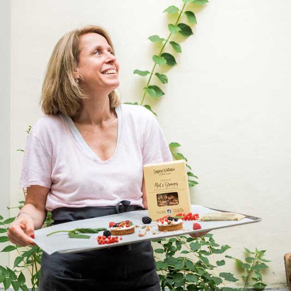 Rencontre avec Catherine Kluger, fondatrice des Granola Supernature