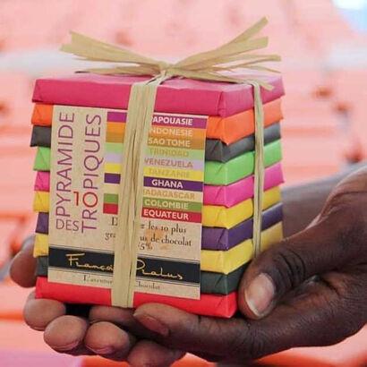 la grande épicerie de Paris - Portrait Mathieu Mooc - Chocolat