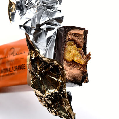 la grande épicerie de Paris - barre chocolat praliné - pralus