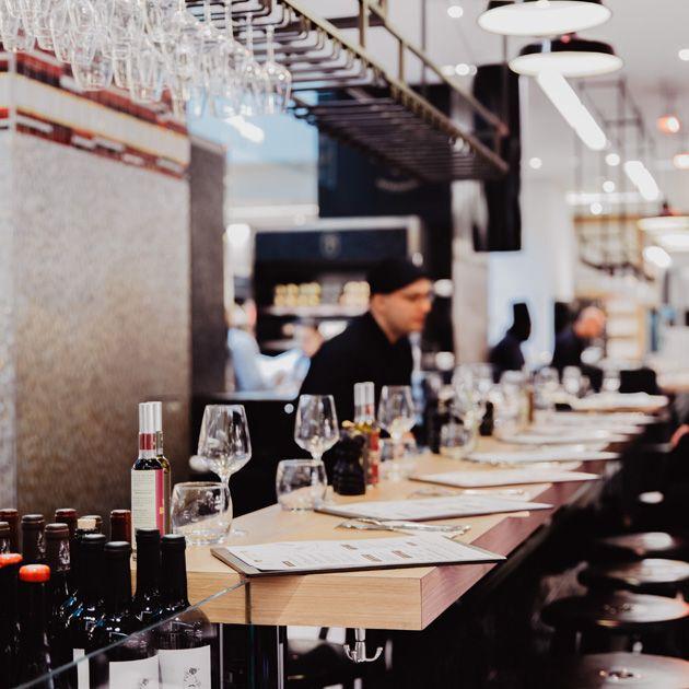 Restaurant - La Grande Epicerie - Petrossian 6