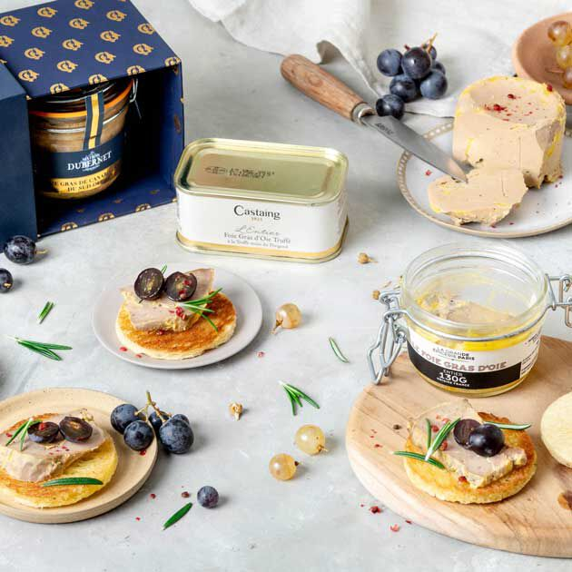 Foie gras - La grande épicerie de PARIS