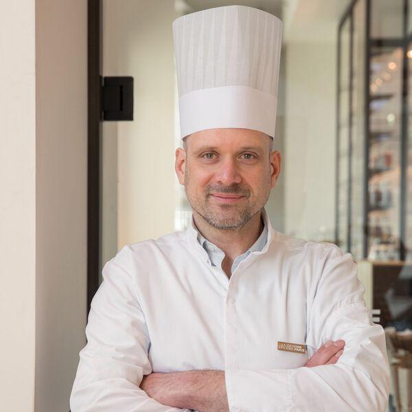 Thibault, notre chef Pâtissier
