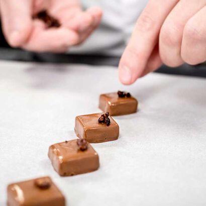 la grande épicerie de Paris - Portrait Mathieu Mooc - bonbons au chocolat