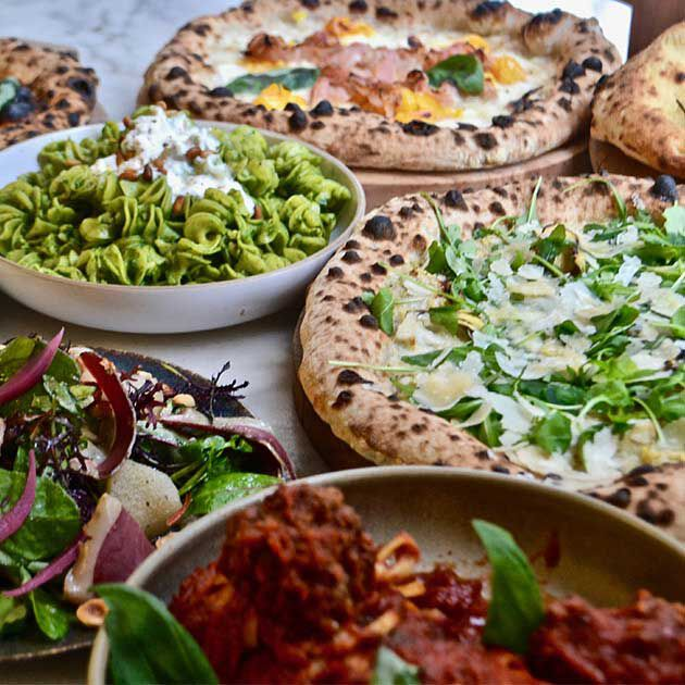 La Grande Epicerie de PARIS - Rive Gauche- Pizzeria Uno