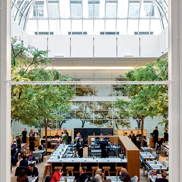 Nos restaurants - La Grande Epicerie - La Table