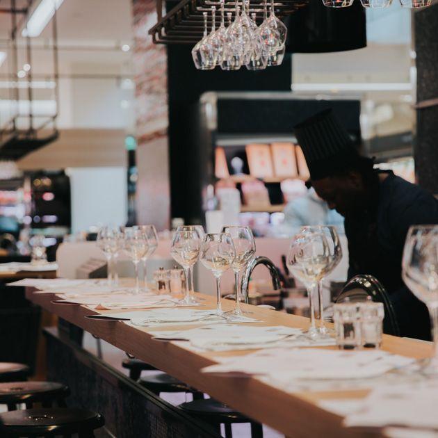 Restaurant - La Grande Epicerie - Petrossian 2