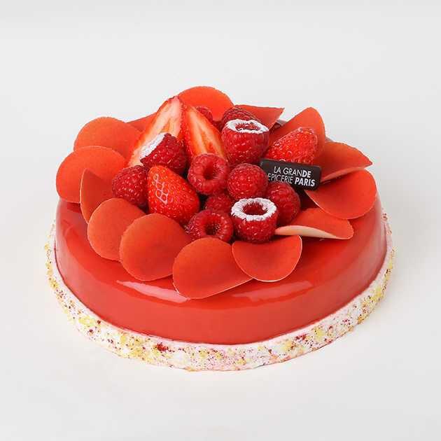 la grande épicerie de paris - bonne fête maman - gâteau - patisserie