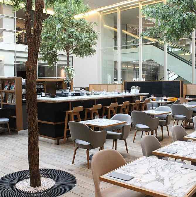 restaurants rive gauche