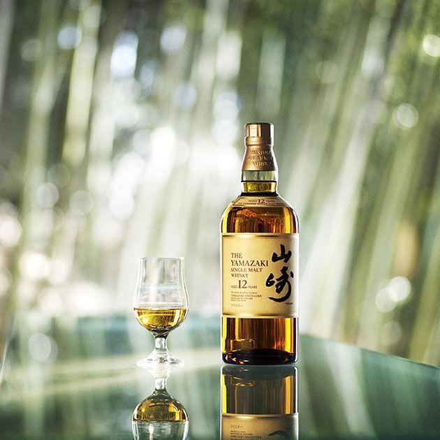 whiskies japonais yamazaki