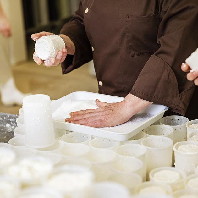 ferme de la cruzille fromage de chevre