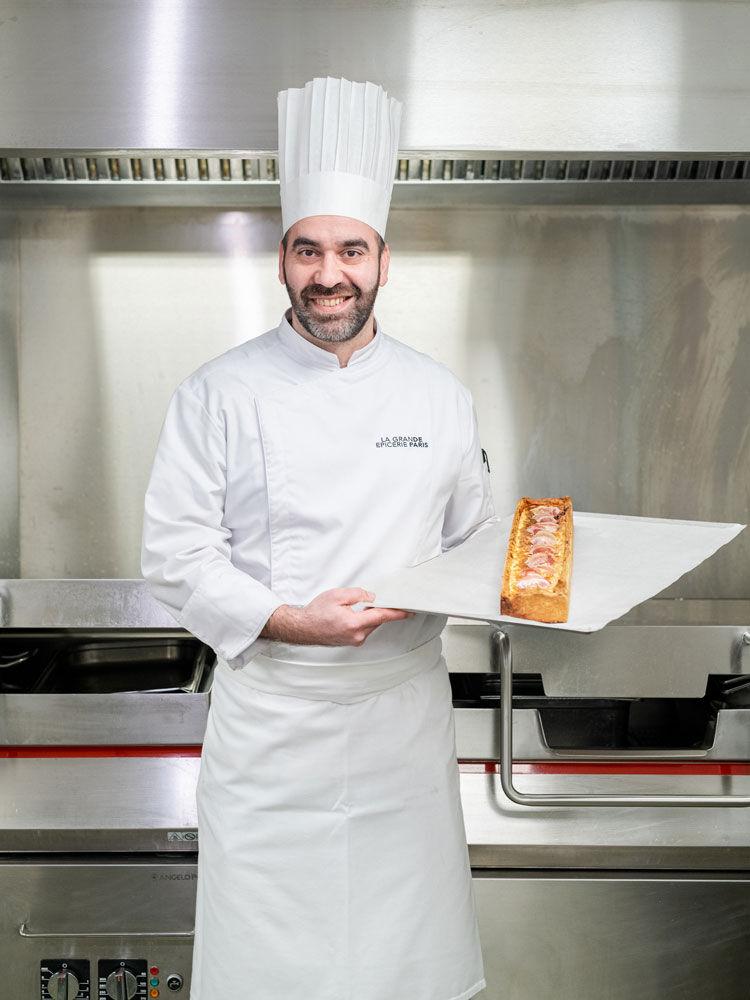 la grande épicerie de Paris - Chef de La Table - Cédric Erimé