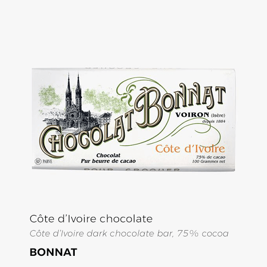 La Grande Épicerie de Paris - Chocolat - Bonnat