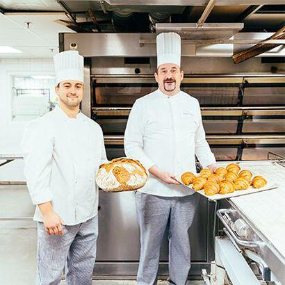 la grande épicerie de Paris - Portrait boulanger