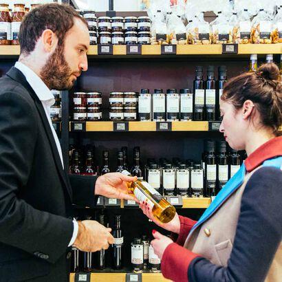 la grande Épicerie de paris - assortiments de produits marque propre