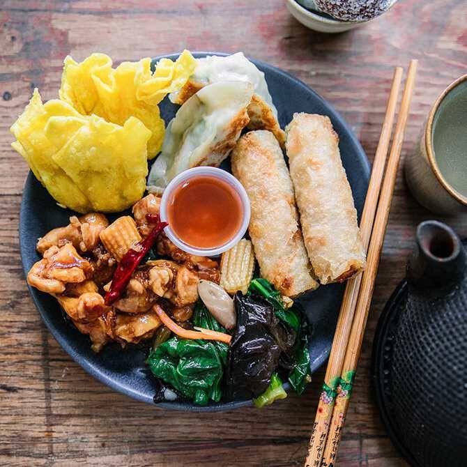 Restaurant Asiatique - La Grande Epicerie - Tafa