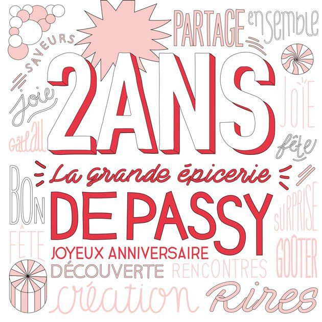 La Grande Epicerie de Paris - anniversaire Rive Droite