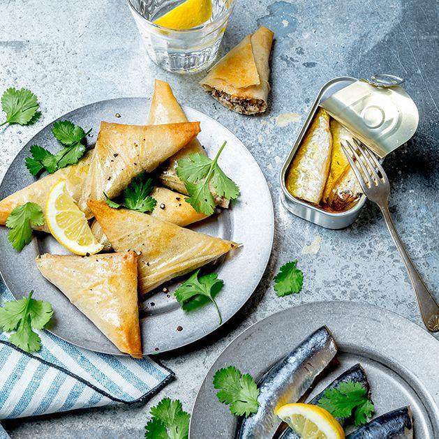 Sardines - recette - La Grande Epicerie de Paris