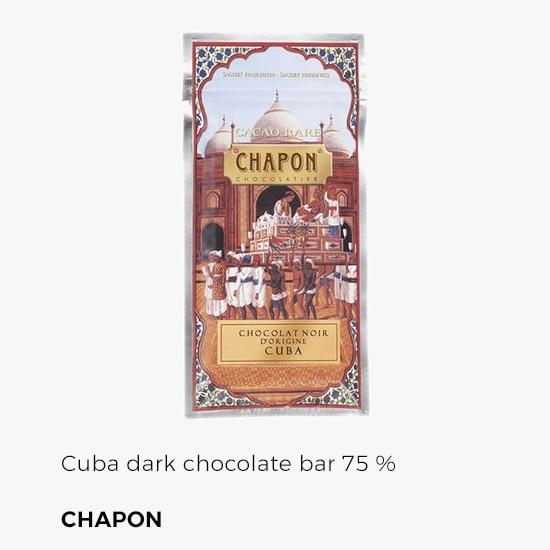La Grande Épicerie de Paris - Tendance du chocolat - Noir Cuba