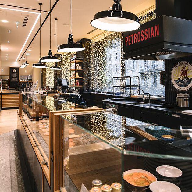 la grande épicerie de paris - Petrossian