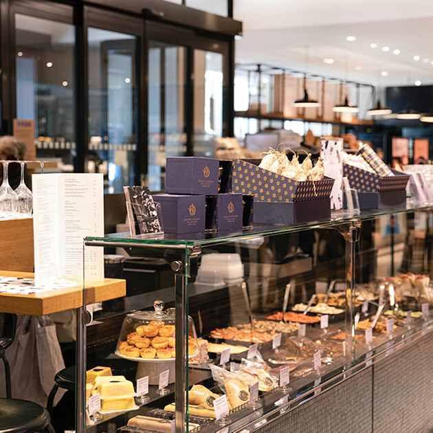 Nos restaurants - La Grande Epicerie - Dubernet