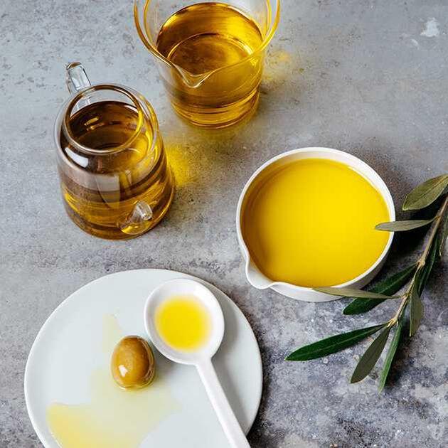 Une bonne huile d'olive