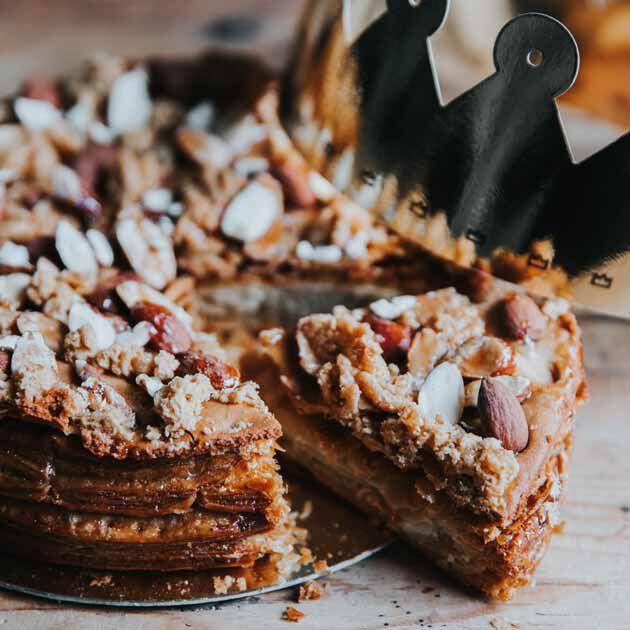 La Grande épicerie - La galette des rois