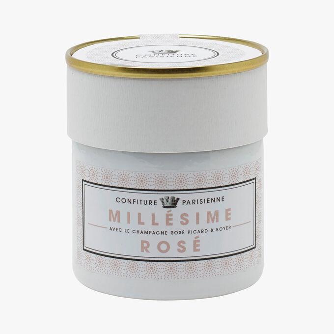 Millésime rosé Confiture Parisienne