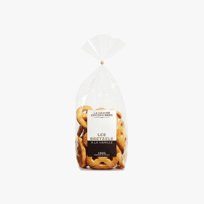 Vanilla pretzels La Grande Épicerie de Paris