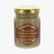 Moutarde à la vanille bourbon de Madagascar Albert Ménès