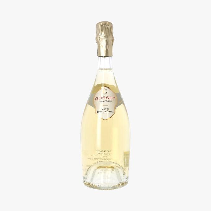 Champagne Gosset Grand, Blanc de Blancs brut Gosset