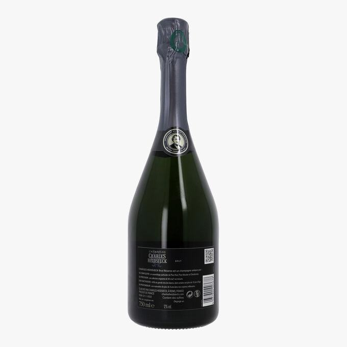 Charles Heidsieck Brut Réserve Champagne Charles Heidsieck