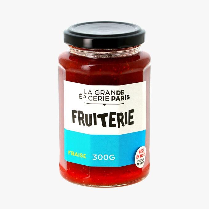 Fruiterie Fraise La Grande Épicerie de Paris