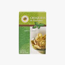Croquet au pistou Biscuiterie de Provence