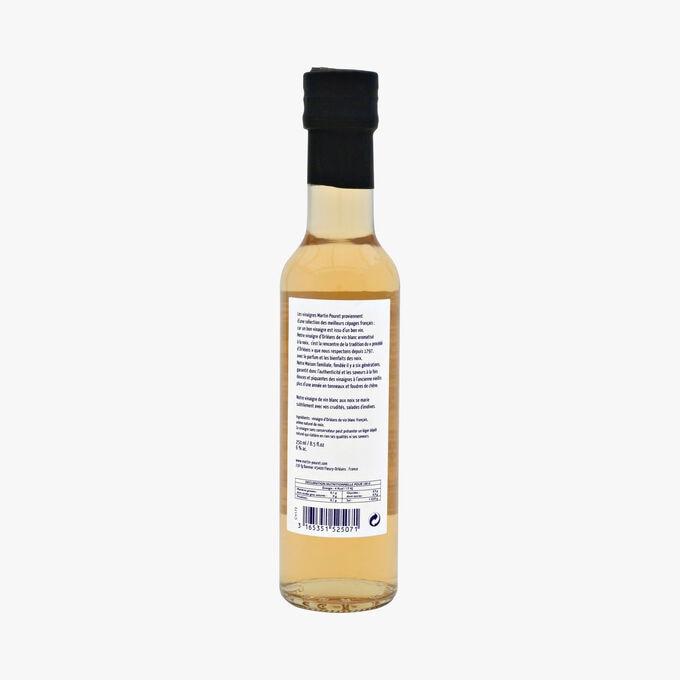 Orleans white wine vinegar flavoured with walnuts Martin Pouret