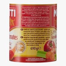 Purée de tomates aux légumes Mutti