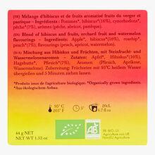 Summer in Lov, tin of 20 sachets Lov Organic