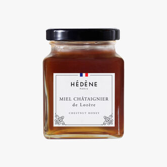 Lozère chestnut honey Hédène