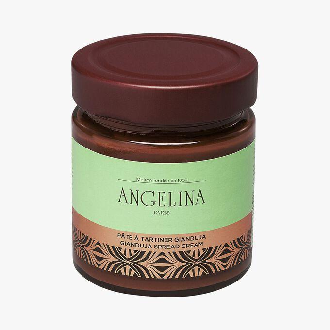 Pâte à tartiner Gianduja Angelina