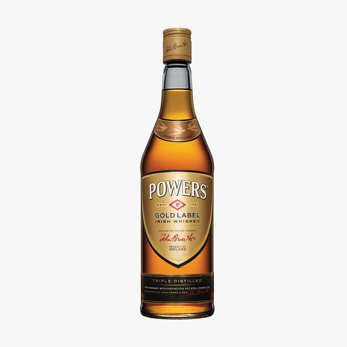 Powers Gold Label Irish Whiskey  Powers